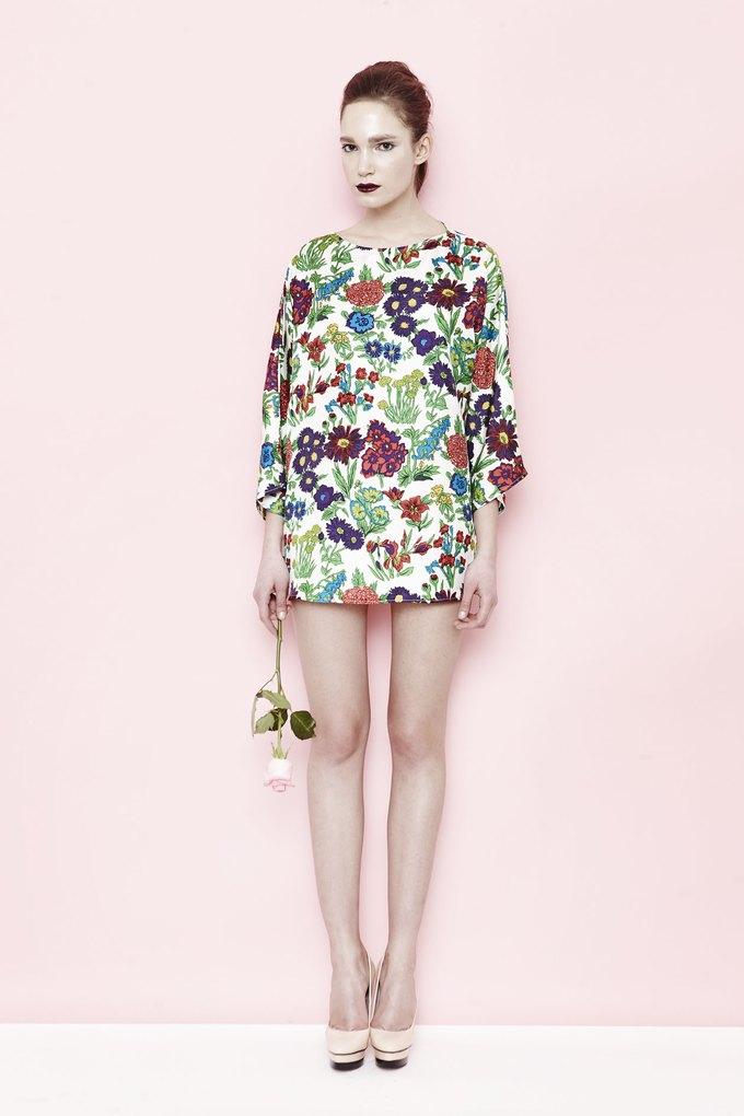 Вышел лукбук весенне-летней коллекции Ruban Style. Изображение № 8.