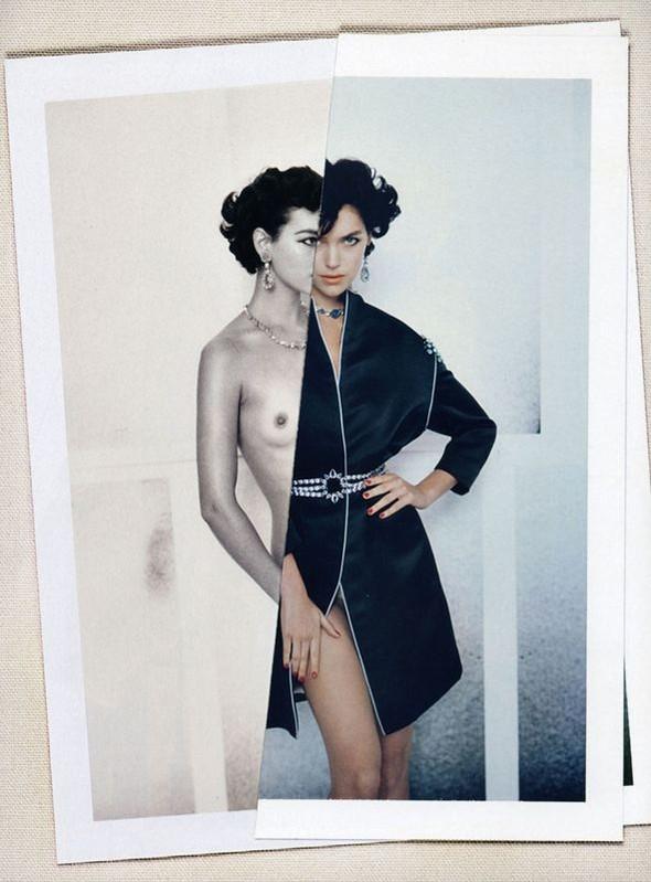 Съёмки: Стивен Майзел и Паоло Роверси для итальянского Vogue. Изображение № 25.