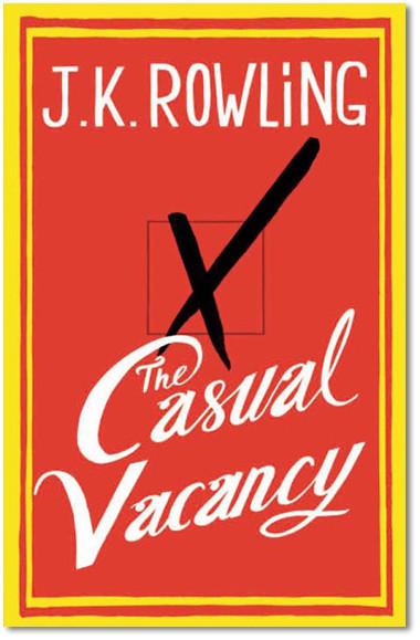 Обложка новой книги Джоан Роулинг вызвала вопросы у читателей. Изображение № 1.