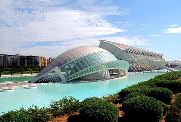 Архитектура будущего от Сантьяго Калатравы. Изображение № 5.