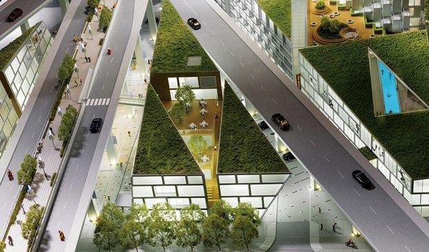 Vancouver House по проекту Bjarke Ingels Group. Изображение № 9.