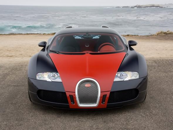 Bugatti Veyron FBGpar Hermes. Изображение № 8.