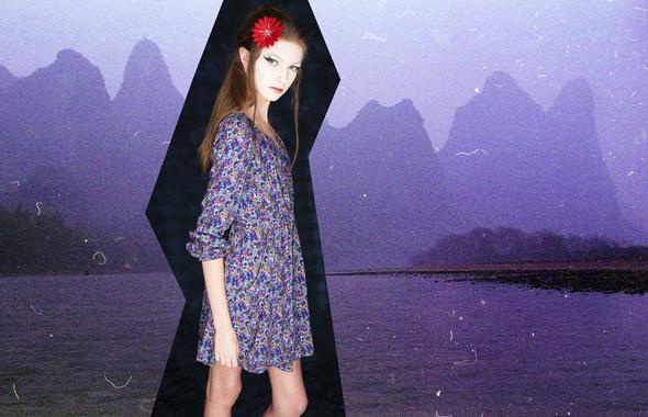 Fashion съемка одежды секонд - хенд. Изображение № 11.