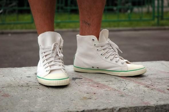 TRETORN. Удобная и практичная обувь. Изображение № 7.