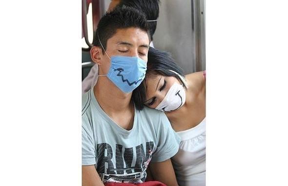 Мексиканцы прошлись юмором по«свиному гриппу». Изображение № 9.