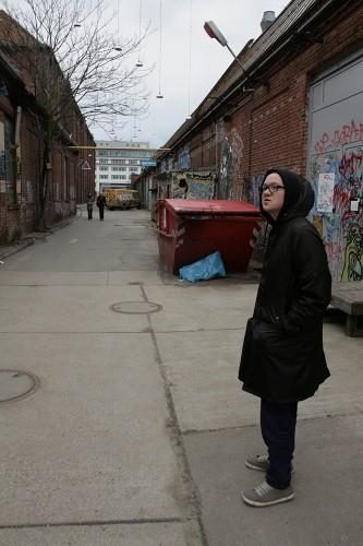 Изображение 17. Берлин: музыкальные фестивали, граффити, места.. Изображение № 20.