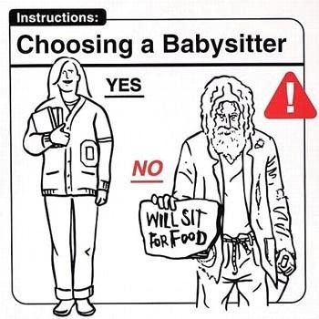 Инструкция поэксплуатации младенца. Изображение № 28.