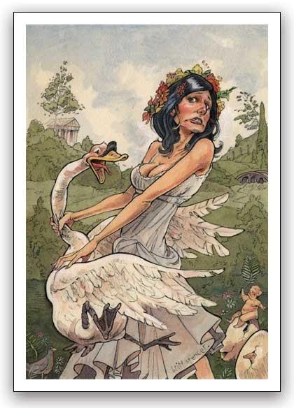 Watercolor humour. Изображение № 23.