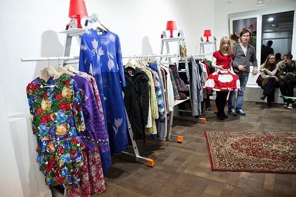 59,6 - магазин одежды в Лофт Проекте ЭТАЖИ. Изображение № 3.