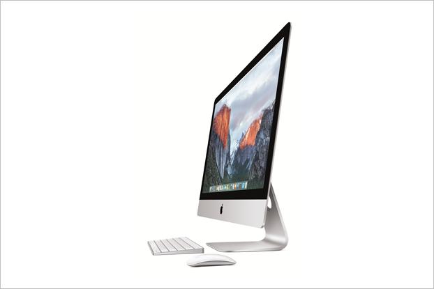 Apple улучшила дисплеи на всех новых моделях iMac. Изображение № 4.