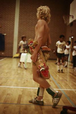 Hugh Holland. Скейтборд-хроники 70-х. Изображение № 4.