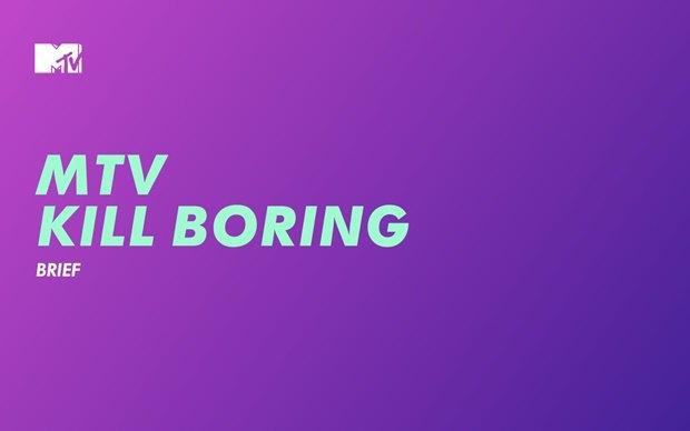 Слух: появился дизайн-бриф ребрендинга MTV. Изображение № 1.