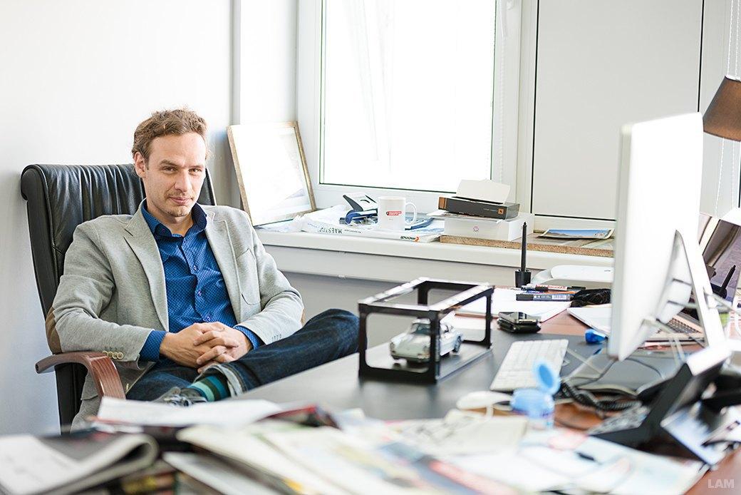 Илья Рудерман о нелюбви к шрифту Arial и проблемах дизайн-образования. Изображение № 2.