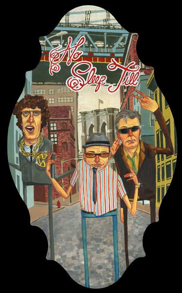 Beastie Boys правила жизни, esquire #43. Изображение № 16.