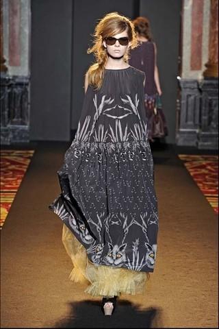 Алена Ахмадуллина на Парижской неделе моды. Изображение № 14.