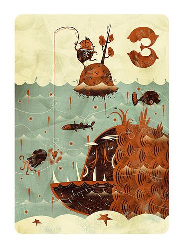 Иллюстратор Alberto Cerriteo. Изображение № 7.