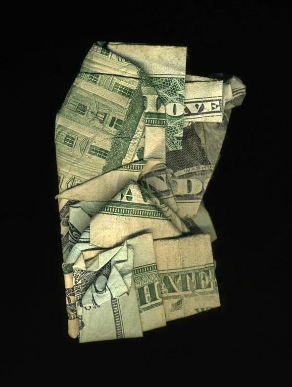 Скрытые сообщения на долларовых купюрах. Изображение № 9.