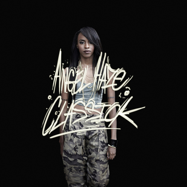 Angel Haze выпустила новый микстейп Classick. Изображение № 1.