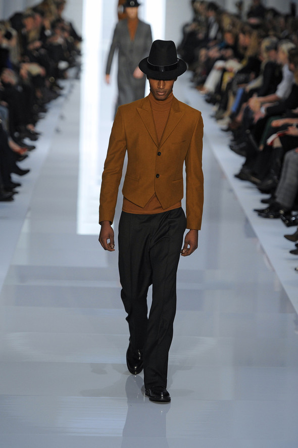 Berlin Fashion Week A/W 2012: Hugo by Hugo Boss. Изображение № 37.