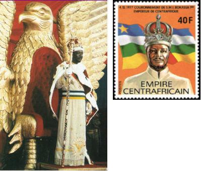 Жан Бедель Бокасса — император-людоед. Изображение № 5.