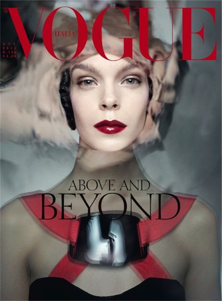 Появились обложки свежих номеров Another Man, Flair, Oyster, Russh и Vogue. Изображение № 9.