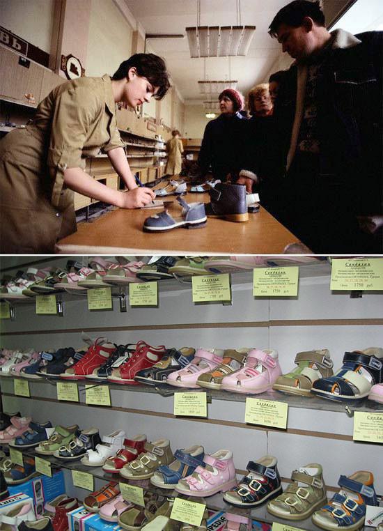 Как изменились прилавки магазинов за 20 лет. Изображение № 17.