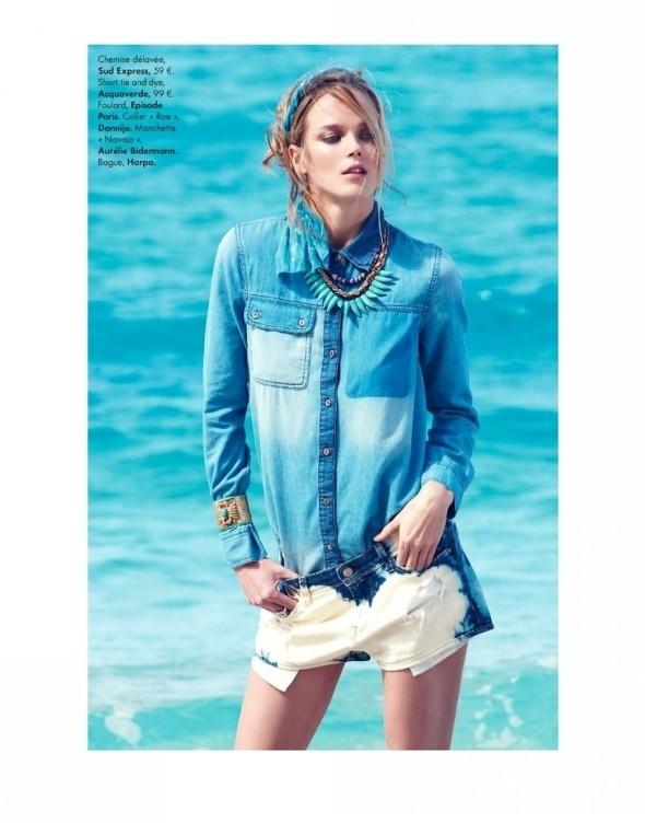 Съемки: Vogue, Elle, Tush и другие. Изображение № 47.