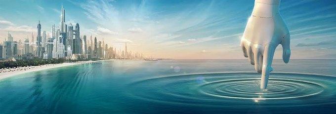 Спецэффекты: город будущего в рекламе Toshiba . Изображение № 9.