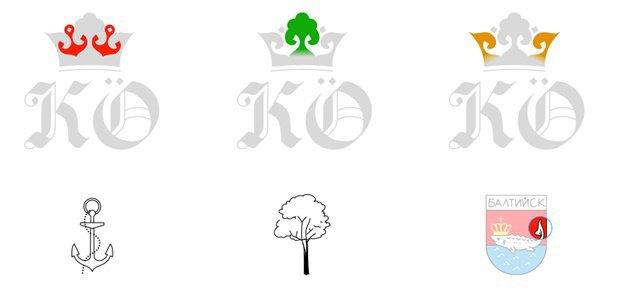 Студия Лебедева показала логотип Калининграда. Изображение № 2.