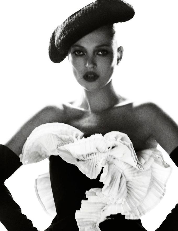 Numero, Vogue и другие журналы опубликовали новые съемки. Изображение № 27.