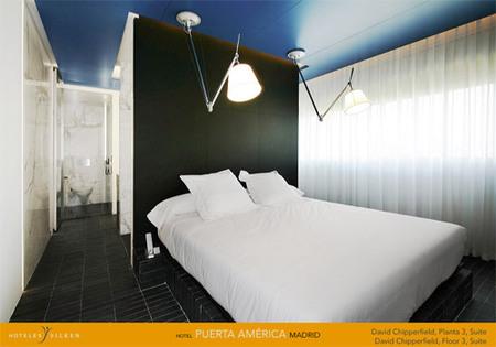 Hotel Puerta America Madrid. Изображение № 6.