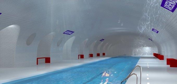 Архитекторы нашли новое применение станциям метро. Изображение № 1.