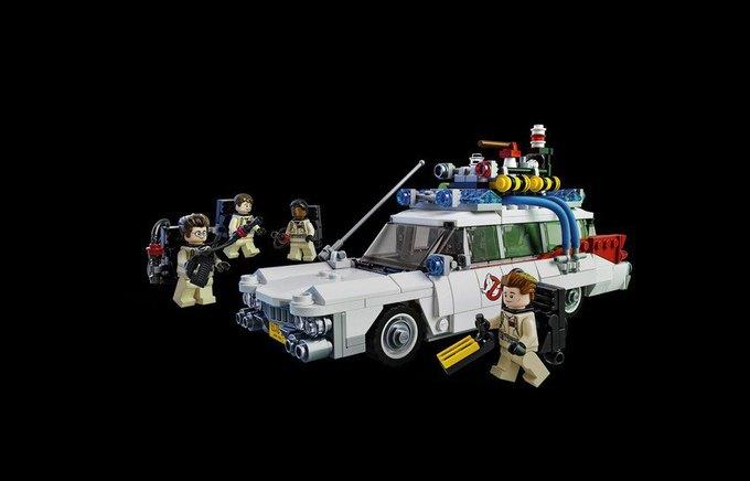 Опубликованы первые фотографии набора «Охотников за привидениями» LEGO. Изображение № 5.