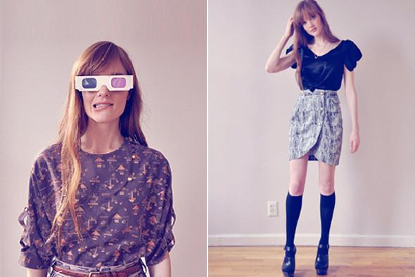 Кое-что новое: Gentlewoman, H&M, Zara и Topshop. Изображение № 6.