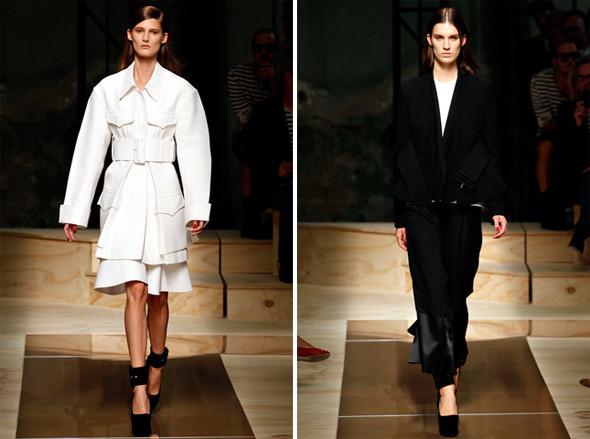 Показы Paris Fashion Week SS 2012: День 6. Изображение № 2.