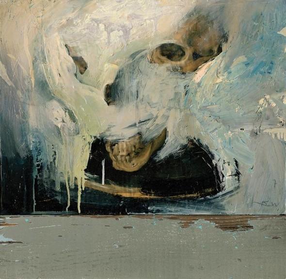 Картины маслом отКента Уильямса (Kent Williams). Изображение № 41.