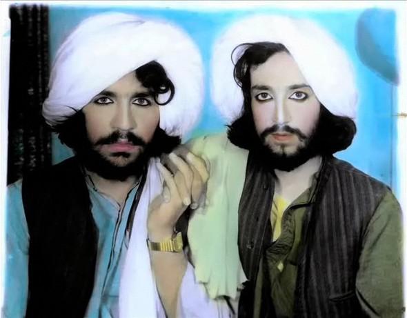 Талибан – ретушированная красота смерти. Изображение № 18.