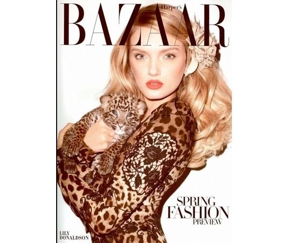 Изображение 13. Коллекция Dolce & Gabbana SS 2011 появилась на 42 обложках журналов.. Изображение № 19.
