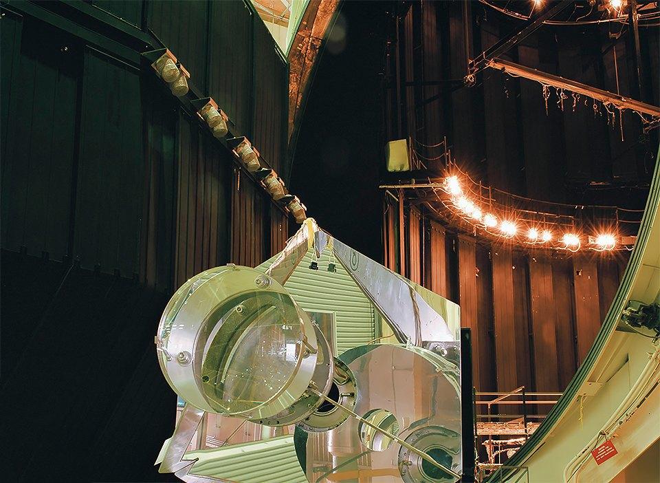 Заброшенные объекты NASA: Где устаревают мечты о космосе. Изображение № 21.