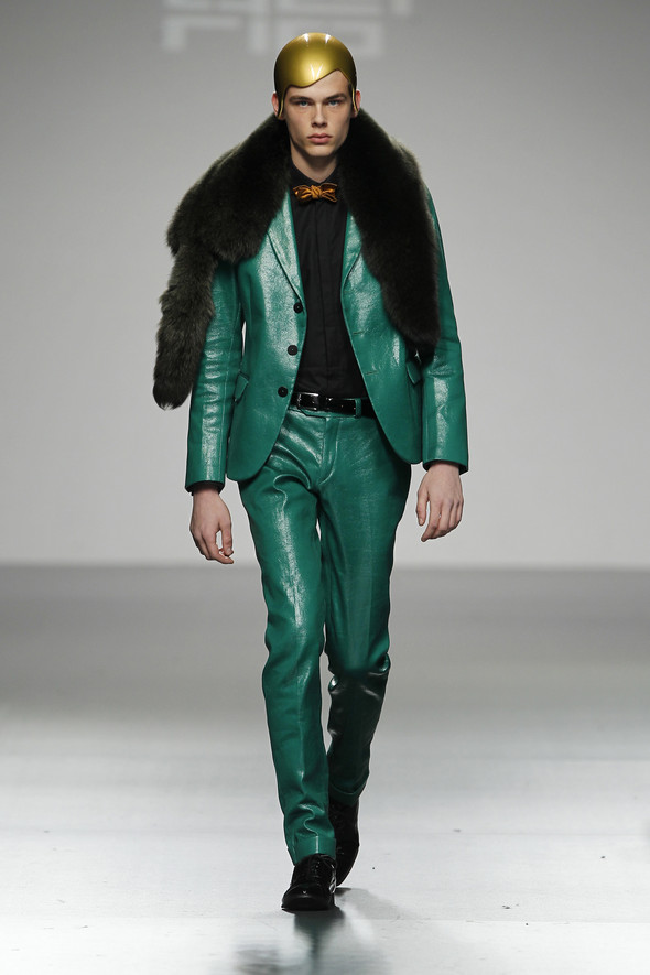 Madrid Fashion Week A/W 2012: David del Rio. Изображение № 7.