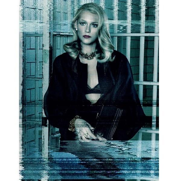 5 новых съемок: Interview, Marie Claire и Vogue. Изображение № 2.