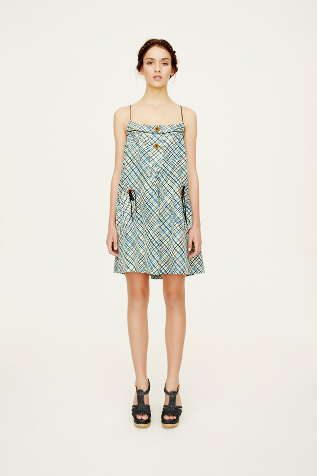 Collette by Collette Dinnigan. Resort 2013. Изображение № 21.