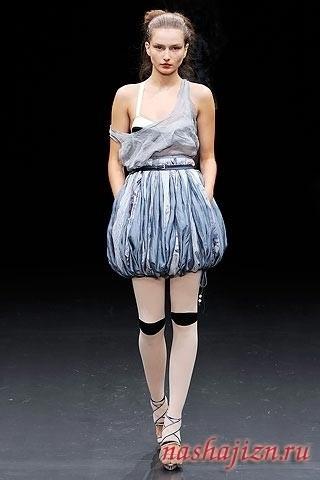 Изображение 7. Платье-баллон – классика, проверенная временем.. Изображение № 11.