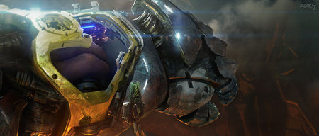 Best ARTWORKS of StarCraft II. Изображение № 5.