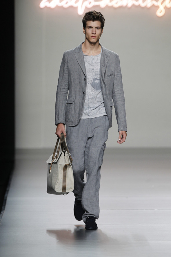 Madrid Fashion Week SS 2012: Adolfo Dominguez. Изображение № 13.