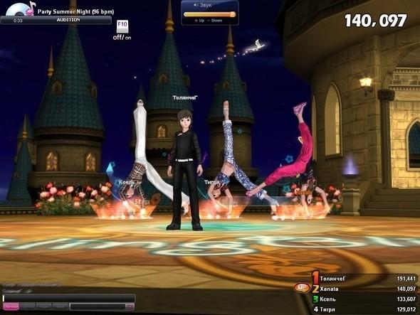 Изображение 2. Audition 2 - танцуем онлайн.. Изображение № 4.