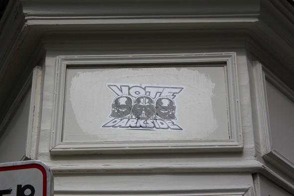 Стрит-арт центра Парижа. Изображение № 11.