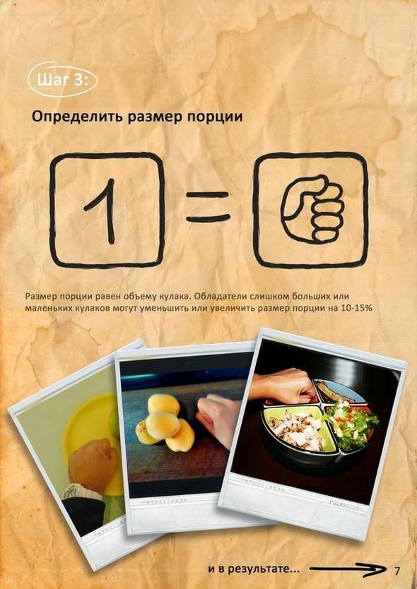 ДИЕТА ПЯТНАШКИ - креативный способ здорового питания. Изображение № 7.