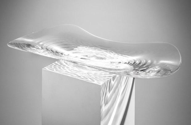 Заха Хадид создала новые предметы мебели для серии Liquid Glacial. Изображение № 6.