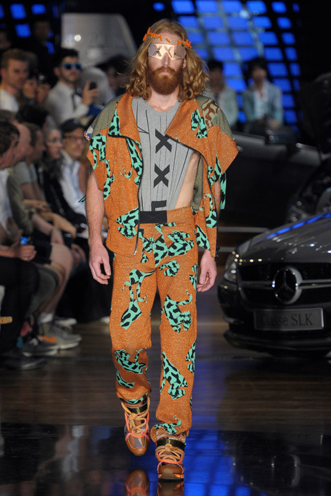 BERNHARD WILLHELM SS 2012 MEN. Изображение № 16.